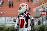 SÃO PAULO, SP 25.01.2019: SÃO PAULO-VASCO - Mascote. São Paulo e Vasco, em jogo válido pela final da Copa São Paulo de Futebol Júnior 2019, no estádio Pacaembu, zona oeste da capital. (Foto: Ale Frata/Codigo19)