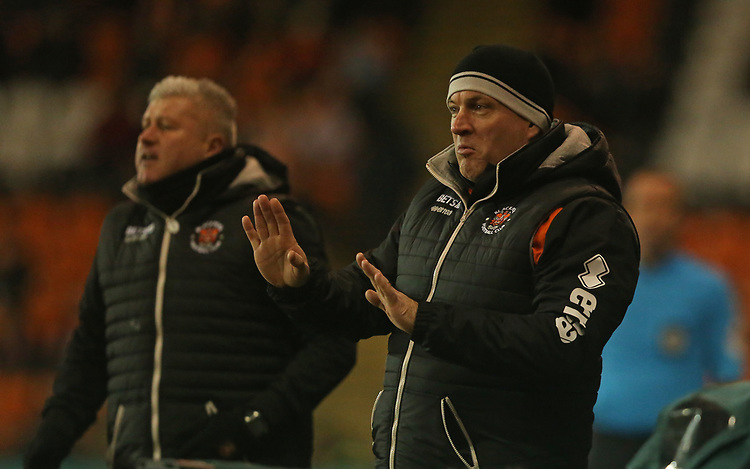 Blackpool Assistant Manager Gary Brabin<br /> <br /> Photographer Stephen White/CameraSport<br /> <br /> Emirates FA Cup Third Round - Blackpool v Arsenal - Saturday 5th January 2019 - Bloomfield Road - Blackpool<br />  <br /> World Copyright &copy; 2019 CameraSport. All rights reserved. 43 Linden Ave. Countesthorpe. Leicester. England. LE8 5PG - Tel: +44 (0) 116 277 4147 - admin@camerasport.com - www.camerasport.com