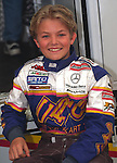Nico Rosberg at the1998 Margutti Trophy