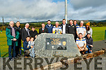 Junior Minister for Sport&Tourism Brendan Griffin and MEP Sean Kelly were present last Saturday afternoon at Cordal GAA grounds, to officially open the new Juvenile pitch in the memory of Jimmy Roche, who worked tirelessly for over 50yrs for the club.