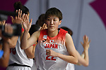 Miyuki Kawamura (JPN), <br /> AUGUST 17, 2018 - Basketball : Women's Qualification round match between Japan 73-105 China at Gelora Bung Karno Basket Hall A during the 2018 Jakarta Palembang Asian Games in Jakarta, Indonesia. (Photo by MATSUO.K/AFLO SPORT)