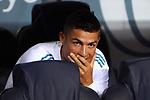 Supercopa de Espa&ntilde;a - Ida.<br /> FC Barcelona vs R. Madrid: 1-3.<br /> Cristiano Ronaldo.