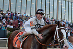 Jockey Jon Court aboard Will Take Charge after winning the 53rd running of the (Grade II) Rebel Stakes. March 16, 2013 - Hot Springs, Arkansas, U.S. - (Credit Image: © Justin Manning/Eclipse/ZUMAPRESS.com) (( Special transmission of horses in the Top 25 for points for the 2013 KentuckyDerby ))
