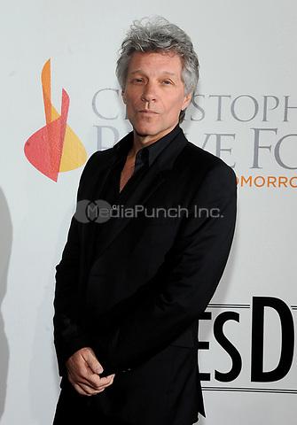 NEW YORK, NY - NOVEMBER 02:Jon Bon Jovi attends the Samsung annual charity gala 2017 at Skylight Clarkson Square on November 2, 2017 in New York City. Credit: John Palmer/MediaPunch