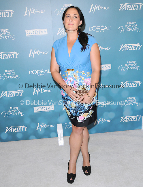 Ricki Lake at Variety's 2nd Annual Power of Women Luncheon held at The Beverly Hills Hotel in Beverly Hills, California on September 30,2010                                                                               © 2010 Hollywood Press Agency