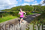 Orla Gormley who took part in the Killarney Women's Mini Marathon on Saturday last.