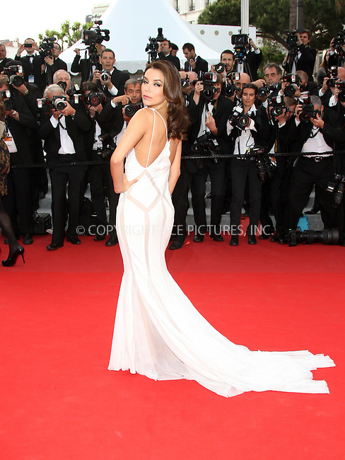 WWW.ACEPIXS.COM . . . . .  ..... . . . . US SALES ONLY . . . . .....May 17 2012, Cannes....Eva Longoria at the premiere of 'Rust and Bones' during the Cannes Film Festival on May 17 2012 in Cannes, France ....Please byline: FAMOUS-ACE PICTURES... . . . .  ....Ace Pictures, Inc:  ..Tel: (212) 243-8787..e-mail: info@acepixs.com..web: http://www.acepixs.com