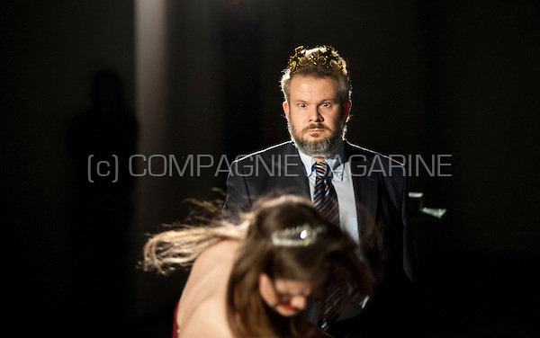 Theatre company de Dijlezonen playing Don Carloz from Mauritz Kelchtermans, directed by Mauritz Kelchtermans (Belgium, 03/03/2015)
