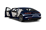 Car images close up view of a 2018 Porsche Panamera Turbo Base 5 Door Hatchback doors