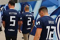 Futbol 2019 UCH Presentación de Refuerzos: Sergio Vittor, Nicolás Oroz y Lucas Aveldaño