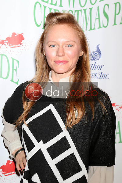 Marci Miller<br /> at the 85th Annual Hollywood Christmas Parade, Hollywood Boulevard, Hollywood, CA 11-27-16<br /> David Edwards/DailyCeleb.com 818-249-4998