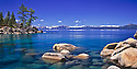 Lake Tahoe Scenic Deep Water