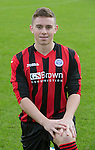 Carig Thomson, St Johnstone FC...Season 2014-2015<br /> Picture by Graeme Hart.<br /> Copyright Perthshire Picture Agency<br /> Tel: 01738 623350  Mobile: 07990 594431