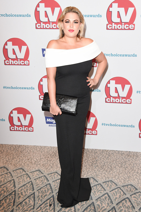 Nadia Essex<br /> arriving for the TV Choice Awards 2017 at The Dorchester Hotel, London. <br /> <br /> <br /> ©Ash Knotek  D3303  04/09/2017