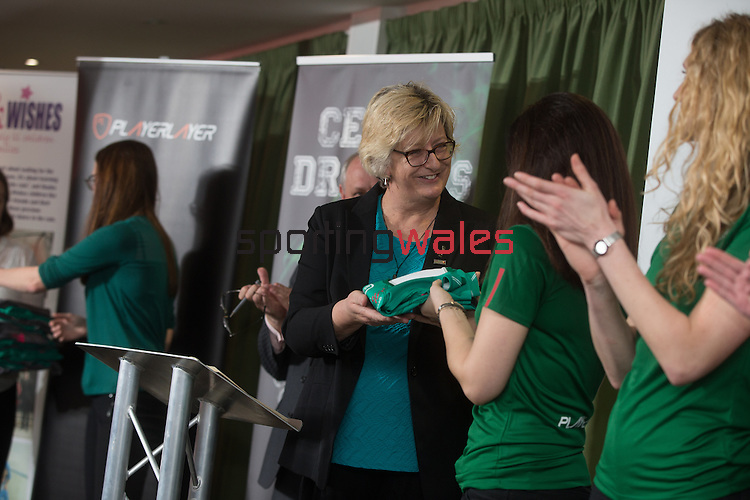 Celtic Dragons 2016 Launch<br /> Principality Stadium<br /> 16.01.16<br /> &copy;Steve Pope - Sportingwales