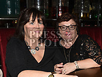 Ursula Curley and Catherine Woods enjoying the New year weekend in The Weavers. Photo:Colin Bell/pressphotos.ie