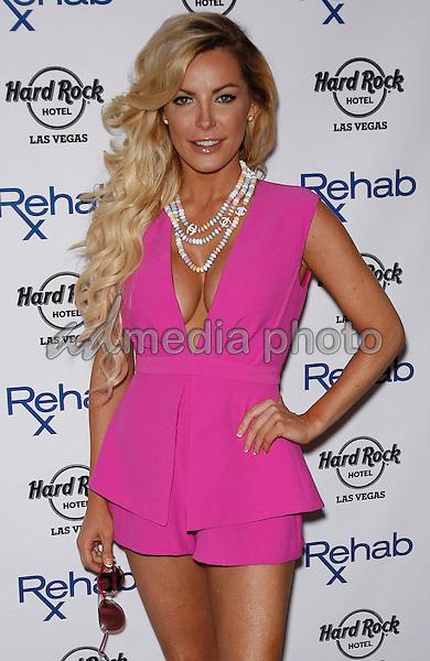 11 July 2015 - Las Vegas, Nevada - Crystal Hefner.  Crystal Hefner at REHAB at the Hard Rock Hotel and Casino.  Photo Credit: MJT/AdMedia