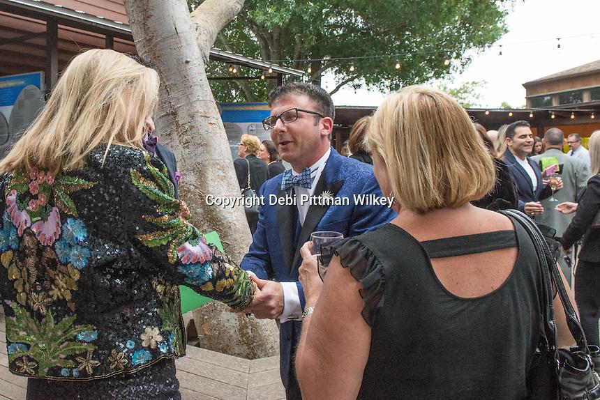 Steven Leonard's Celebration of Life, Conservancy of Southwest Florida, Naples, FL, USA, Feb. 27, 2015