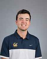 Berkeley, CA - April 12, 2017: The Cal Bears 2016-2017 M Tennis Team