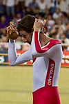 Mcc0055084 . Daily Telegraph<br /> <br /> Sir Bradley Wiggins after winning Silver whilst competing in the 4000m Team Pursuit Final representing England on Day One of the 2014 Commonwealth Games in Glasgow .<br /> <br /> 24 July 2014