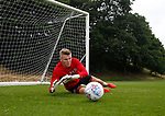 Jake Eastwood of Sheffield Utd during the training session at the Shirecliffe Training complex, Sheffield. Picture date: June 27th 2017. Pic credit should read: Simon Bellis/Sportimage