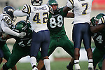 Denton, TX - OCTOBER 7: Beau Davidson #88 -  University of North Texas Mean Green football vs Florida International University Panthers at Fouts Field in Denton on October 7, 2006 in Denton, Texas. NT wins 25-22. Photo by Rick Yeatts
