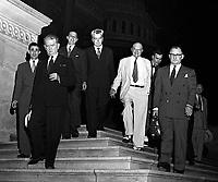 State of Congress, Week of July 16, 1951. Washington D.C. CREDIT: JOHN G. ZIMMERMAN