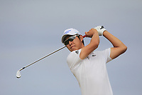 Jinho Choi (KOR) on the 6th tee during Round 3 of the Dubai Duty Free Irish Open at Ballyliffin Golf Club, Donegal on Saturday 7th July 2018.<br /> Picture:  Thos Caffrey / Golffile