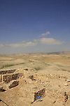Israel, Negev. The Israelite Temple in Tel Arad