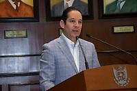Querétaro, Qro. 17 de enero de 2019.- Presentan Sesión Extraordinaria del Comité Estatal de Información Estadística y Geográfica (CEIEG)