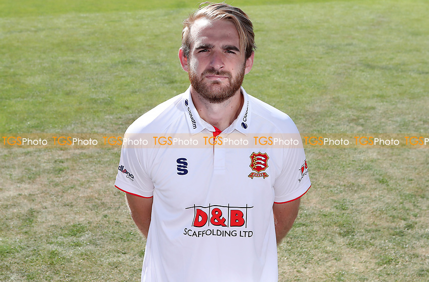 Paul Walter of Essex poses for a portrait during the Essex CCC Press Day at The Cloudfm County Ground on 30th July 2020