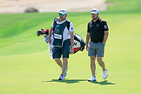 Graeme McDowell (NIR) on the 9th fairway during the Pro-Am at the Saudi International powered by Softbank Investment Advisers, Royal Greens G&CC, King Abdullah Economic City,  Saudi Arabia. 29/01/2020<br /> Picture: Golffile | Fran Caffrey<br /> <br /> <br /> All photo usage must carry mandatory copyright credit (© Golffile | Fran Caffrey)