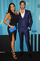 www.acepixs.com<br /> May 18, 2017 New York City<br /> <br /> Christina Ochoa, Matt Barr attending arrivals for CW Upfront Presentation in New York City on May 18, 2017.<br /> <br /> Credit: Kristin Callahan/ACE Pictures<br /> <br /> <br /> Tel: 646 769 0430<br /> Email: info@acepixs.com