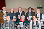 "Limerick's Book Launch : Pictured at the launch of North Kerry Poet Dan Keane's new book ""A Kerryman's Limericks"" at the Seanachai Centre, Listowel on Friday night last were joseph Keane, Dan Keane & Mary Keane. Back : Brendan Keane, Dona de Barra, David Browne, Gabriel Fitzmaurice who launched the book & Peggy Sweeney."