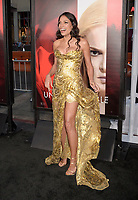 HOLLYWOOD, CA - APRIL 18:  Actress Rosario Dawson arrives at the Premiere Of Warner Bros. Pictures' 'Unforgettable' at TCL Chinese Theatre on April 18, 2017 in Hollywood, California.<br /> CAP/ROT/TM<br /> &copy;TM/ROT/Capital Pictures