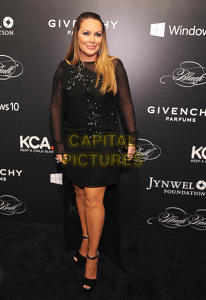 NEW YORK, NY - NOVEMBER 05: Angie Martinez attends the 2015 'Keep A Child Alive' Black Ball at Hammerstein Ballroom on November 5, 2015 in New York City.<br /> CAP/MPI/STV<br /> &copy;STV/MPI/Capital Pictures