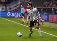 Jonas Hector (Deutschland Germany) - 19.11.2019: Deutschland vs. Nordirland, Commerzbank Arena Frankfurt, EM-Qualifikation DISCLAIMER: DFB regulations prohibit any use of photographs as image sequences and/or quasi-video.