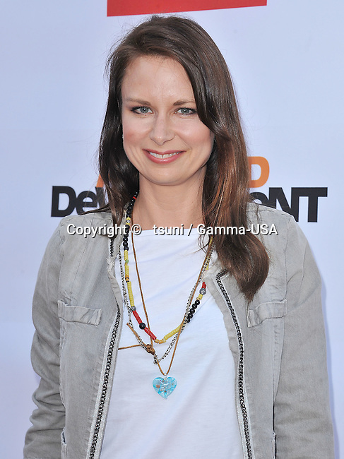Mary Lynn Rajskub  arriving at the Arrested Development Premiere at the TCL Chinese Theatre In Los Angeles.