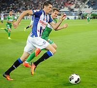SC Heerenveen - PEC Zwolle 270816