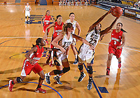 FIU Women's Basketball v. Louisiana-Lafayette (1/5/13)
