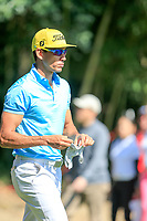 Rafa Cabrera Bello (ESP) on the 9th tee during the final round at the WGC HSBC Champions 2018, Sheshan Golf CLub, Shanghai, China. 28/10/2018.<br /> Picture Fran Caffrey / Golffile.ie<br /> <br /> All photo usage must carry mandatory copyright credit (&copy; Golffile | Fran Caffrey)