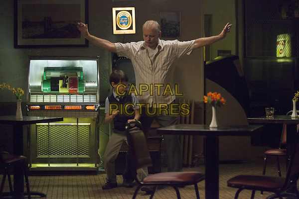Bill Murray and Jaeden Lieberher <br /> in St. Vincent (2014)<br /> *Filmstill - Editorial Use Only*<br /> CAP/NFS<br /> Image supplied by Capital Pictures