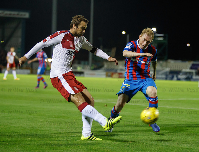 Niko Kranjcar and Carl Tremarco