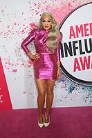 18 November 2019 - Hollywood, California - Kandee Johnson. 2019 American Influencer Awards held at Dolby Theatre. Photo Credit: FS/AdMedia