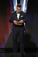 LOS ANGELES - JUNE 2: Joey Fatone  speaks at the Critics' Choice Real TV Awards at the Beverly Hilton on June 2, 2019 in Beverly Hills, California. (Photo by Willy Sanjuan/PictureGroup)