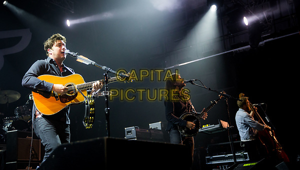LAS VEGAS, NV - June 24, 2017: ***HOUSE COVERAGE*** Mumford and Sons at The Joint at Hard Rock Hotel &amp; Casino in Las vegas, NV on June 24, 2017. <br /> CAP/MPI/EKP<br /> &copy;EKP/MPI/Capital Pictures