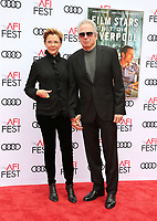 12 November 2017 - Hollywood, California - Annette Bening, Warren Beatty. &quot;Film Stars Don't Die In Liverpool&quot; AFI FEST 2017 Screening held at TCL Chinese Theatre. <br /> CAP/ADM/FS<br /> &copy;FS/ADM/Capital Pictures