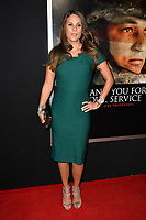 Bonnie-Jill Laflin at the premiere for &quot;Thank You For Your Service&quot; at the Regal LA Live Theatre. Los Angeles, USA 23 October  2017<br /> Picture: Paul Smith/Featureflash/SilverHub 0208 004 5359 sales@silverhubmedia.com