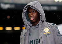 Leeds United's Edward Nketiah arriving at the stadium  <br /> <br /> Photographer Andrew Kearns/CameraSport<br /> <br /> The EFL Sky Bet Championship - Sheffield Wednesday v Leeds United - Saturday 26th October 2019 - Hillsborough - Sheffield<br /> <br /> World Copyright © 2019 CameraSport. All rights reserved. 43 Linden Ave. Countesthorpe. Leicester. England. LE8 5PG - Tel: +44 (0) 116 277 4147 - admin@camerasport.com - www.camerasport.com