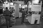 British army Equipment exhibition, Farnborough. 1988